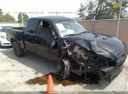 2003 TOYOTA TUNDRA ACCESS CAB SR5