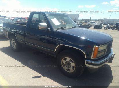 1993 GMC SIERRA K1500