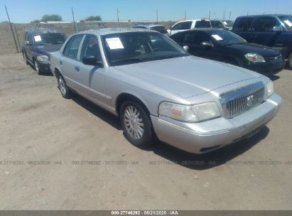 2007 MERCURY GRAND MARQUIS LS