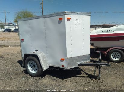 2014 LOOK UTILITY TRAILER