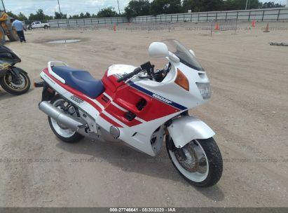 1990 HONDA CBR1000 F