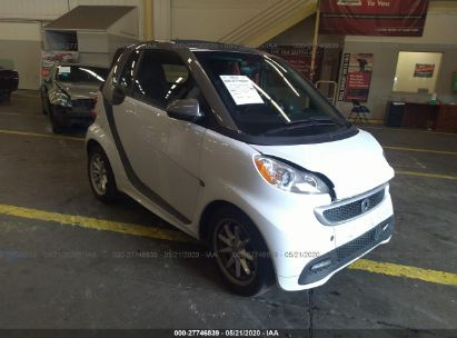 2015 SMART FORTWO ELECTRIC