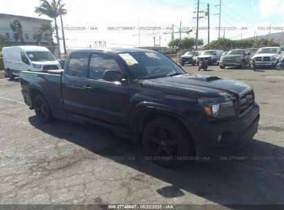2010 TOYOTA TACOMA X-RUNNER ACCESS CAB