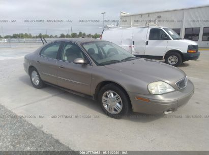 2005 MERCURY SABLE LS PREMIUM