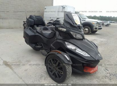 2016 CAN-AM SPYDER ROADSTER RT/RT-S/LTD/SP SERIES