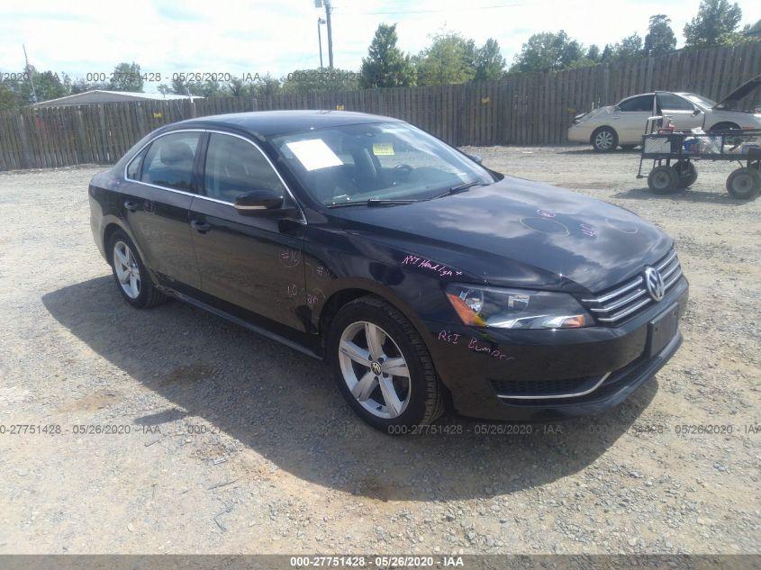 2015 Volkswagen PASSAT | VIN: 1VWBT7A37FC051372 | America Motors