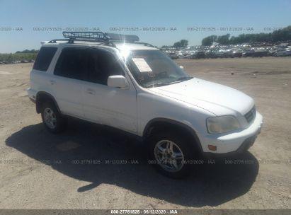 2000 HONDA CR-V SE/EX