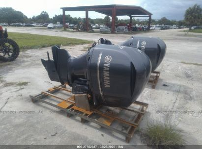 2011 YAMAHA OUTBOARD MOTOR OTHER