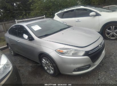 2013 DODGE DART LIMITED/R/T