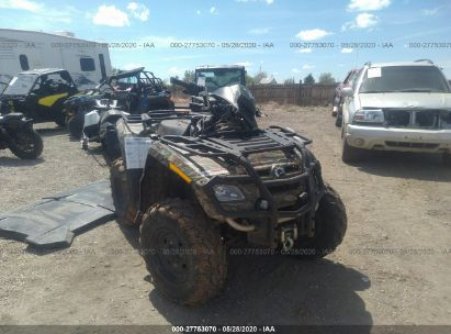 2009 CAN-AM OUTLANDER 650 XT