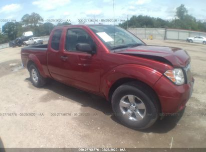 2013 NISSAN FRONTIER SV/PRO-4X