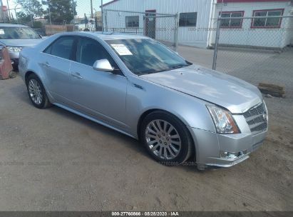 2010 CADILLAC CTS PREMIUM COLLECTION