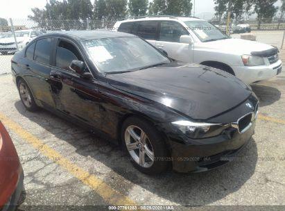 2015 BMW 320 I