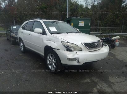 2009 LEXUS RX 350 350