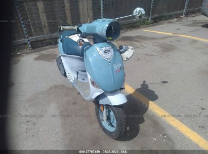 2009 GENUINE SCOOTER CO. BUDDY 50