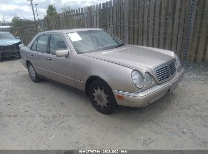 1999 MERCEDES-BENZ E 320 4MATIC