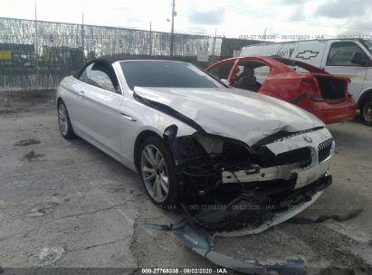 2017 BMW 640 XI