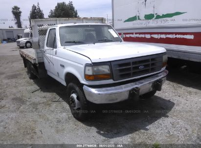 1997 FORD F SUPER DUTY