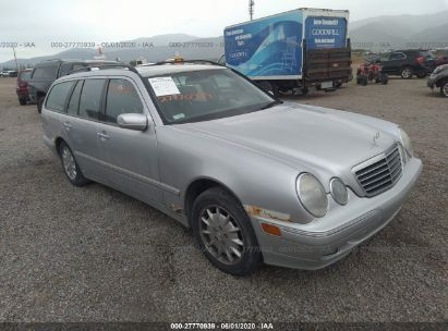 2000 MERCEDES-BENZ E 320 4MATIC