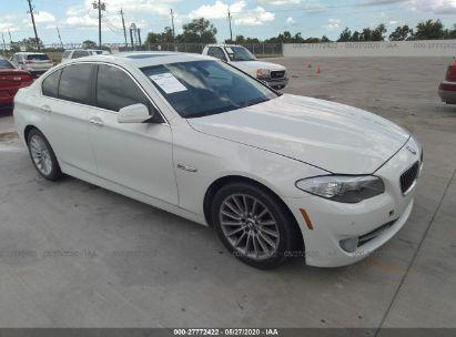 2012 BMW 535 I