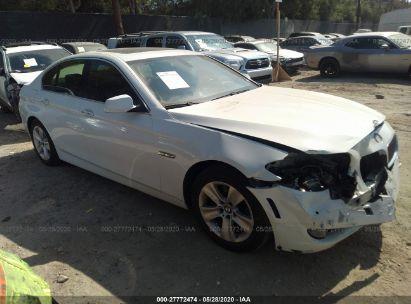 2012 BMW 528 I
