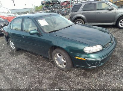 1999 oldsmobile cutlass gls for auction iaa iaa