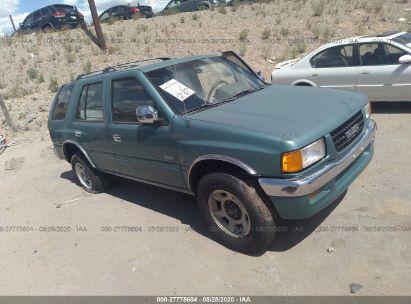 1995 ISUZU RODEO S/LS