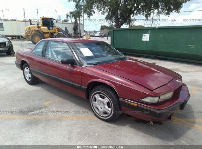 1992 BUICK REGAL CUSTOM