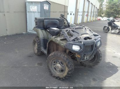 2010 POLARIS SPORTSMAN 550 EFI XP