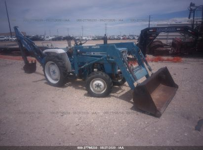 1982 FORD F1500 TRACTOR 4X4