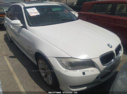 2011 BMW 3 SERIES I SULEV