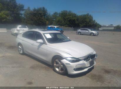 2013 BMW 320 I/XDRIVE