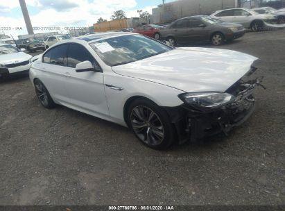 2015 BMW 6 SERIES XI/GRAN COUPE