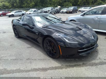2016 CHEVROLET CORVETTE STINGRAY/3LT