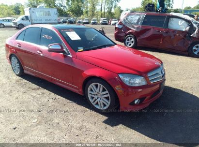 2008 MERCEDES-BENZ C 300 4MATIC