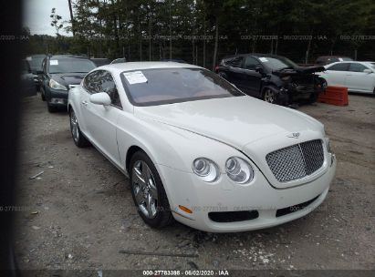 2006 BENTLEY CONTINENTAL GT GT