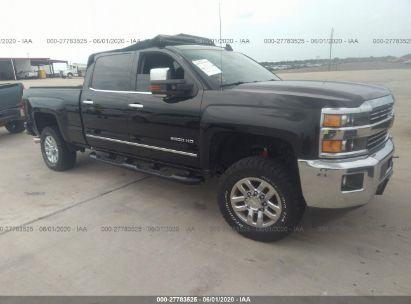 2015 CHEVROLET SILVERADO 2500HD C2500 HEAVY DUTY LTZ