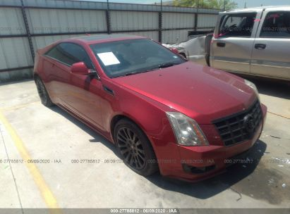 2012 CADILLAC CTS PREMIUM COLLECTION