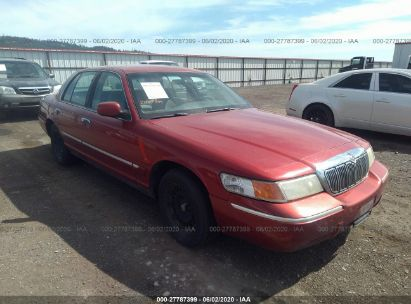 1998 MERCURY GRAND MARQUIS GS