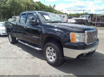 2007 GMC NEW SIERRA K1500
