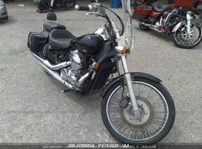 2007 HONDA VT750 C2
