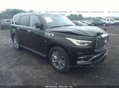 2020 INFINITI QX80 LUXE/LIMITED