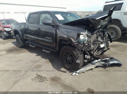 2017 TOYOTA TACOMA DBL CAB/SR5/TRD SPORT/OR