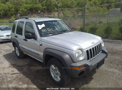 2003 JEEP LIBERTY SPORT/FREEDOM