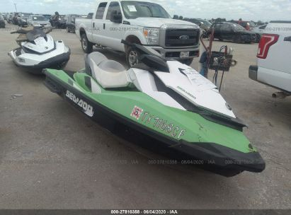 2014 SEADOO PERSONAL WATERCRAFT
