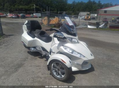 2012 CAN-AM SPYDER ROADSTER RT-LTD
