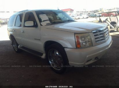 2003 CADILLAC ESCALADE LUXURY