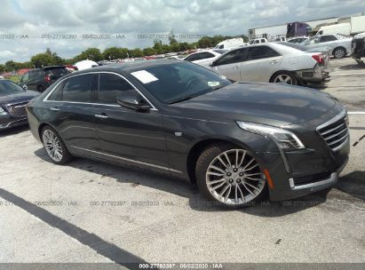 2017 CADILLAC CT6 PREMIUM LUXURY