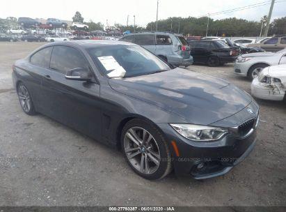 2014 BMW 4 SERIES I