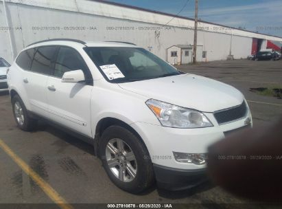 2010 CHEVROLET TRAVERSE LT